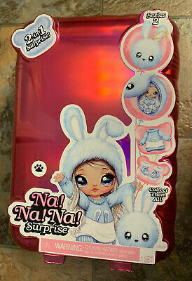 Na! Na! Na! Surprise Doll - 2-In-1 Soft Michael Manchester- Series 2