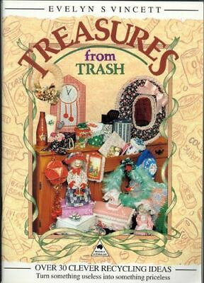 Craft Book - Recycle Trash Into Useful Craft Items