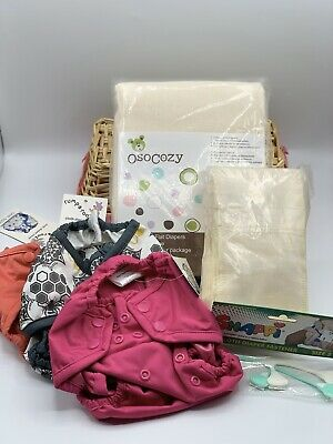 Rumparooz One Size Covers LOT New With Flats