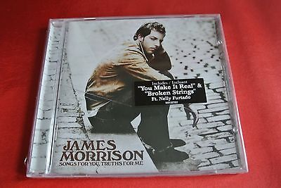 Songs for You, Truths for Me by James Morrison (Rock) Import Canada CD NEW