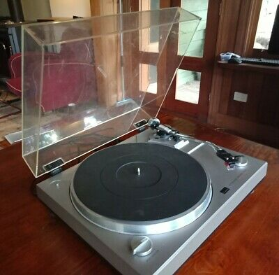 Sansui P.50 Belt  Drive with Pitch Control Automatic Turntable/Record Player