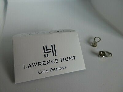 Lawrence Hunt Collar Extenders One Size Fits All Men's Accessories