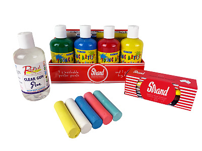 Strand Kids Arts and Craft Pack