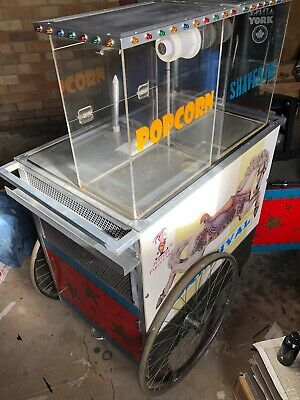Vending Style Party Display Cart