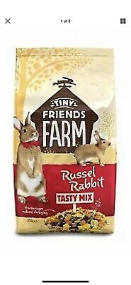 850G Supreme Tiny Friends Russell Rabbit Tasty Mix Complete Food