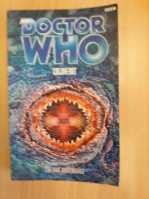 Coldheart by Trevor Baxendale Doctor Who BBC Books EDA