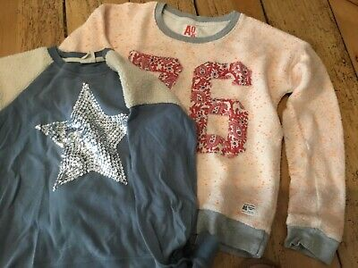 girls size 12, american outfitters sweaters (Belgium designer)