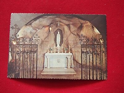 Vintage Postcard - The National Shrine of the Immaculate Conception