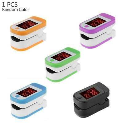 Fingertip Pulse Oximeter Pulse Oxygen Saturation Monitor Heart Rate Meter