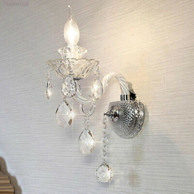 Clear Ceiling Lamp Hanging Chandelier Pendants Light Gifts Chirstmas Decor Home
