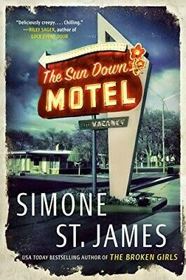 The Sun Down Motel by Simone St. James New Amazing Mystery ☑️ 📚 [P.D.F]