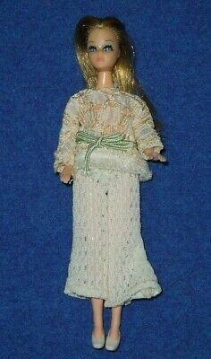 Topper Dawn Fashion Doll Clothes #0712 Bell Bottom Bounce Outfit MISP Nos