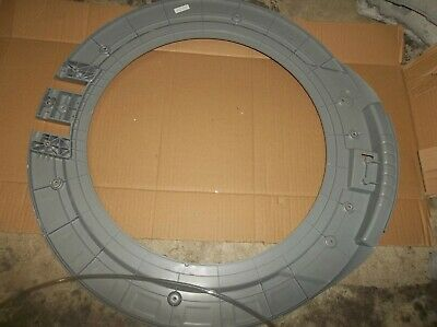 DC64-02585A N OEM Samsung Washer Door Inner Glass WF56H9100AW