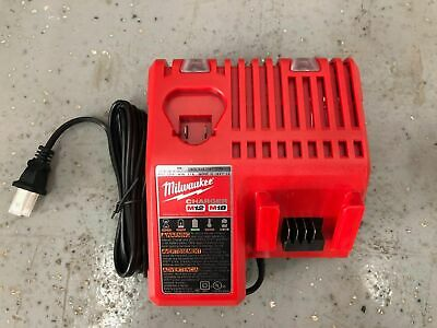 New Milwaukee 48-59-1812 18V 18 Volt M12 / M18 Lithium Ion Charger