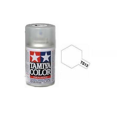 TAMIYA COLORE SPRAY PER PLASTICA CLEAR TRASPARENTE LUCIDO 100ml    ART TS13