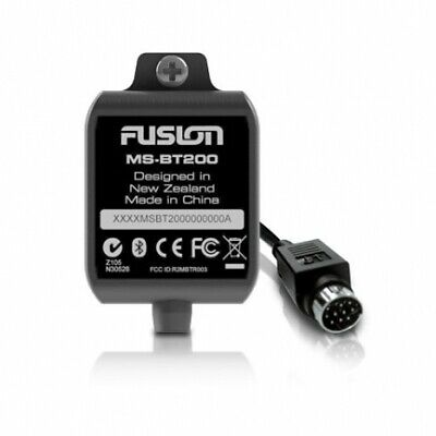 Fusion MS-BT200 Bluetooth Dongle for Fusion 700 Series MS-RA205 Marine Stereos