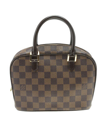 Louis Vuitton N51286 Sarria Mini Damier Ebene Satchel Bagh