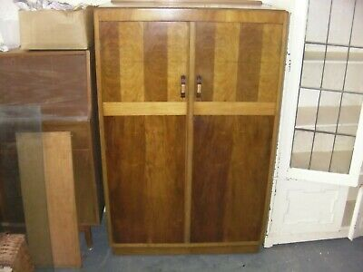 Original Art Deco Tallboy (1930s-1940s)  in various woods - very good condition