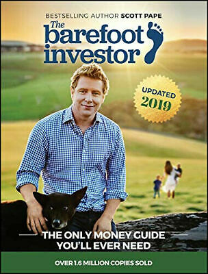 THE BAREFOOT INVESTOR (*2019*) By Scott Pape BRAND NEW on hand IN AUS!