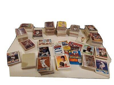Huge 6 lb Card Lot Baseball Basketball Vintage Unopened Packs