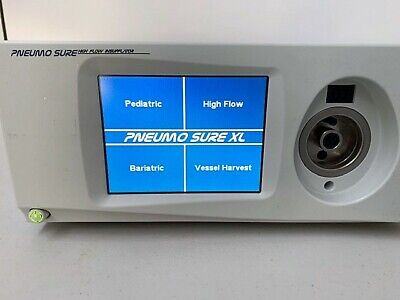 Stryker Pnuemosure XL High Flow Insufflator 620 040 411 (With Tubing)