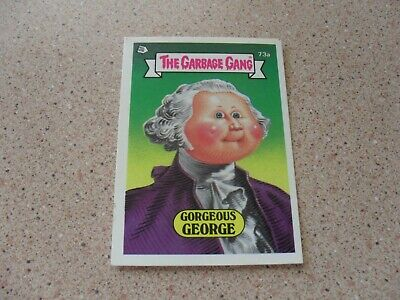 The Garbage Gang series 2 (AUS series) 73A GORGEOUS GEORGE