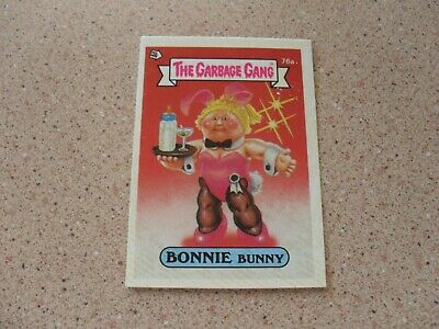 The Garbage Gang series 2 (AUS series) 76A BONNIE BUNNY