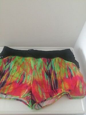 Skins Womens Shorts Size XL Brand New