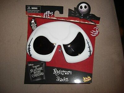 Costume Sunglasses Nightmare Before Christmas Large Jack Sun-Staches Party UV400