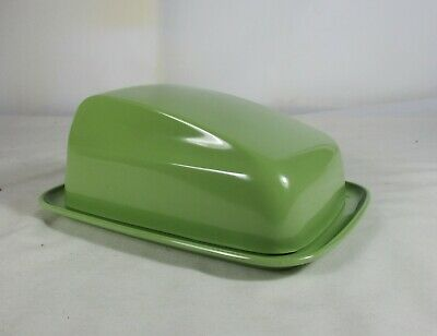 Vintage Nylex Melmac Bessemer Butter, Cheese Dish With Lid, Made In Australia