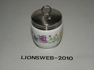 Royal Worcester Egg Coddler Fairfield - Porcelain England