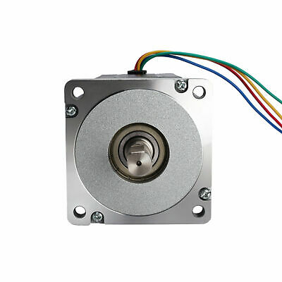1PC Nema34 stepper motor 34HS1456-X1-50 5.6A 4wires 116mm 1025N.cm CNC LONGS