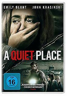 A Quiet Place | DVD | condition good