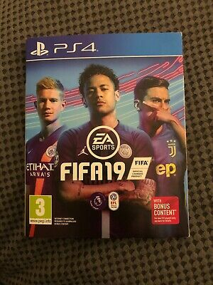 Fifa 19 PS4 *in Excellent Condition*