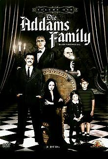 Die Addams Family - Volume 1 [3 DVDs] by Sidney L... | DVD | condition very good