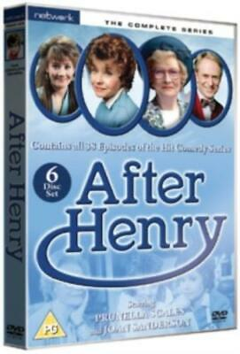 After Henry: The Complete Series =Region 2 DVD,sealed=