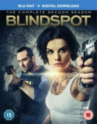 Blindspot: The Complete Second Season =Region B BluRay,sealed=