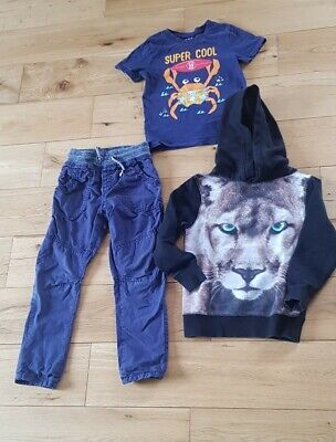 Bundle Of Boys Clothes. Mostly Next, Aged 4-6yrs. Mint condition
