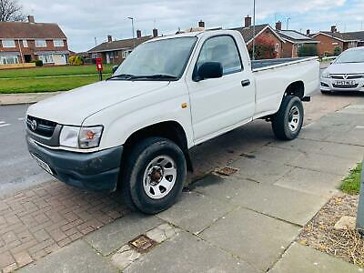 2005 Toyota Hilux 250 Ex D4d Mwb Single Cab Pick Up - No Vat- Delivery Available