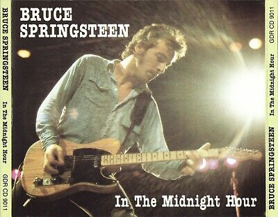 Bruce Springsteen&The E-Street Band In The Midnight Hour 31 Dec 1980 Nassau