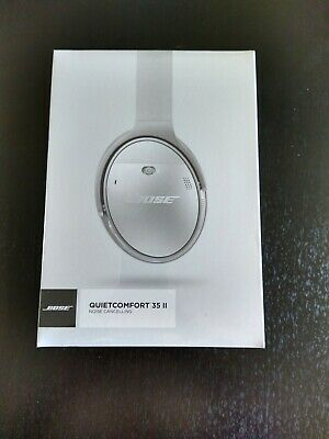 BOSE Quiet Confort QC35 II..Noise cancelling Wireless Headphones..New and Sealed