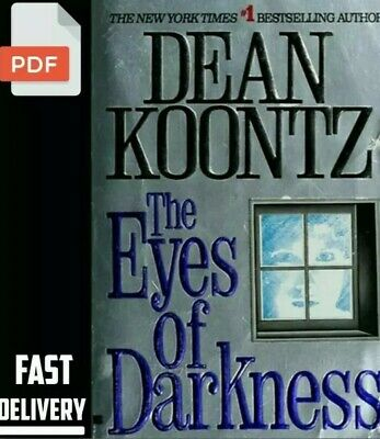 ☢️☢️Dean Koontz The Eyes Of Darkness PDF E-mailed☢️☢️ Virus Prediction ☢️☢️