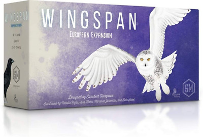Stonemaier Games STM901 Wingspan: European Expansion, Mixed Colours