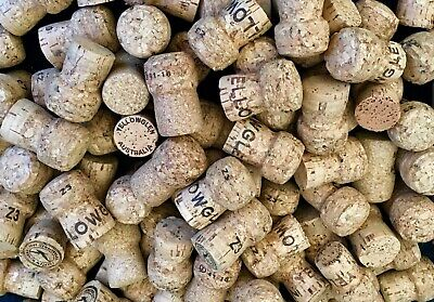 Lot 80x GOOD CLEAN CORKS - Sparkling Wine, Champagne - Craft, Party, Wedding