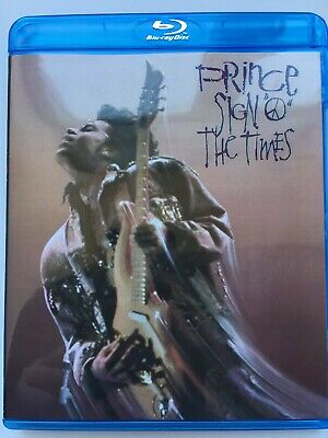 Prince Sign O The Times   (NEW Blu-ray disc)