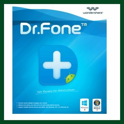 Wondershare-Dr.Fone 🔥Toolkit for iOS and Android 🔐 | lifetime