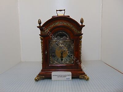 Giant Warmink Table Clock With 3 Melodies