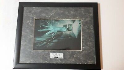 """X files """"Squeeze"""" - limited edition framed print """"1246 of 4,500"""""""