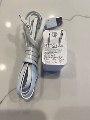 Arlo Netgear USB Cable Battery Charger for Arlo Light Only Genuine OEM