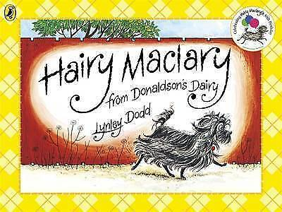 Hairy Maclary from Donaldson's Dairy (Hairy Maclary and Friends), Dodd, Lynley ,